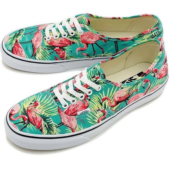 Vans Shoes | Flamingo Classic Vans Size